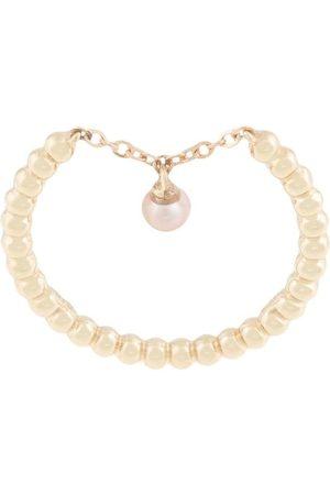 Karen Walker Vermeer Pearl ring