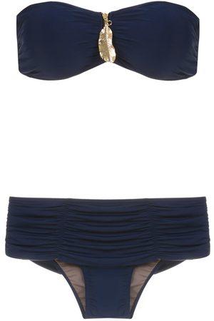 Brigitte Sleeveless bikini set
