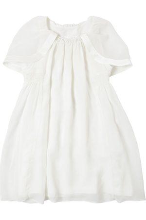 Chloé Silk Crepe Dress