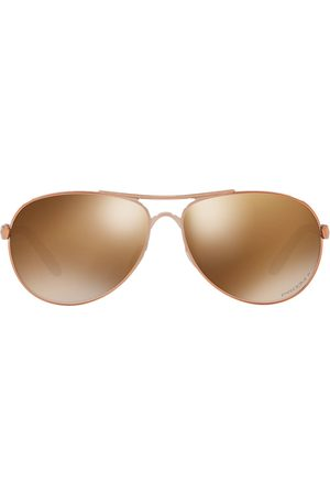 Oakley Feedback polarised aviator sunglasses