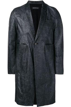 UNDERCOVER Single-breasted biker coat