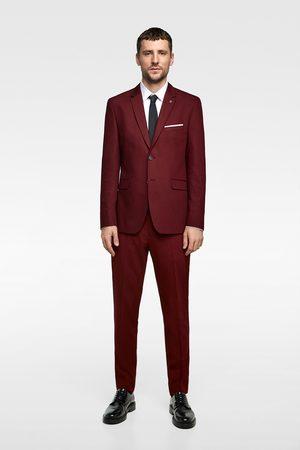 Zara Heren Geklede broeken - Comfortabele cinzato kostuumbroek