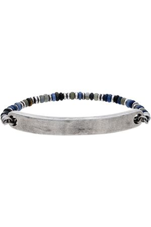 M. COHEN And silver 9 mm bar sterling silver bracelet