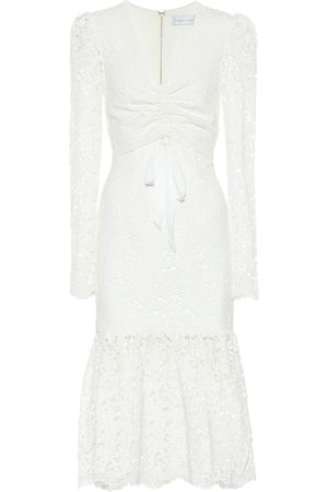 Rebecca Vallance Le Saint lace dress