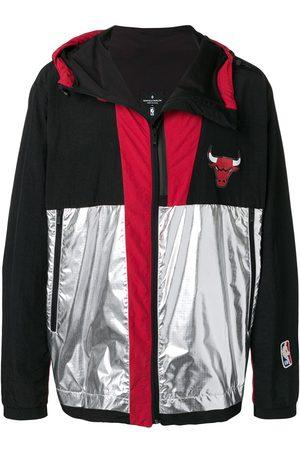MARCELO BURLON Chicago Bulls windbreaker