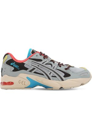 Asics Kayano 5 Og Mesh & Leather Sneakers