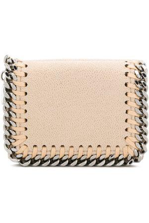 Stella McCartney Falabella shaggy deer small wallet
