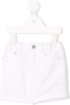 Emporio Armani Stretch denim shorts