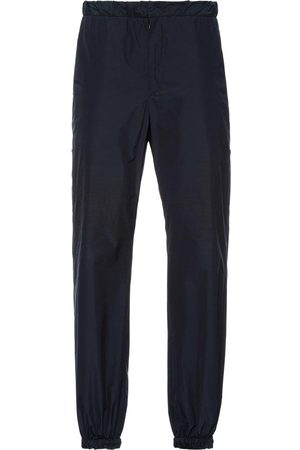 Prada Technical poplin jogging pants