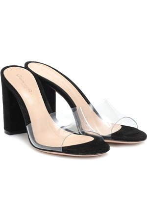 Gianvito Rossi Dames Sandalen - Exclusive to Mytheresa – Vivienne 85 suede sandals