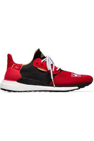 adidas Heren Schoenen - X pharrell williams and black solar HU glide ST sneakers