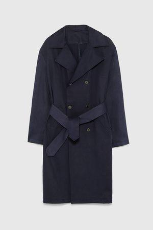 Zara Oversized trenchcoat