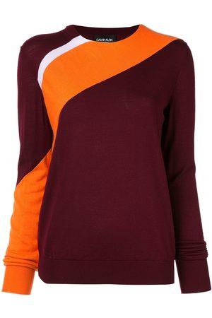 Calvin Klein Two-tone jumper