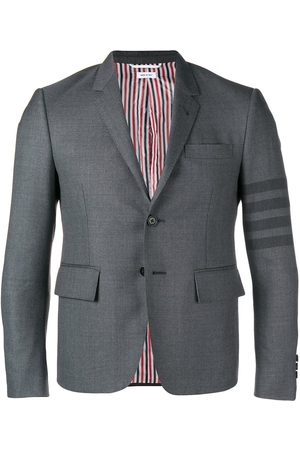 Thom Browne 4-Bar High-Armhole Sport Coat