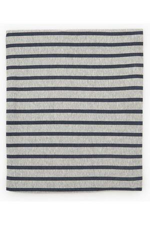 Zara Katoenen sjaal met strepen