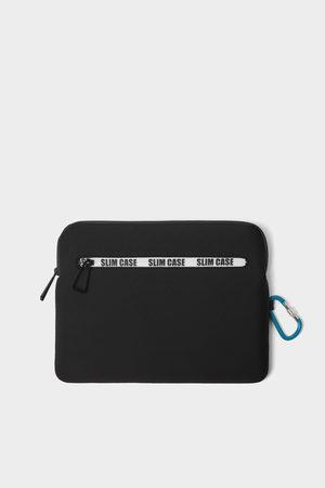 Zara Black laptop case