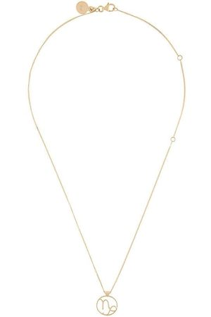 Karen Walker Capricorn necklace