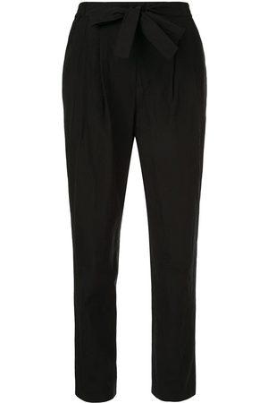 Paule Ka Waist-tied tailored trousers