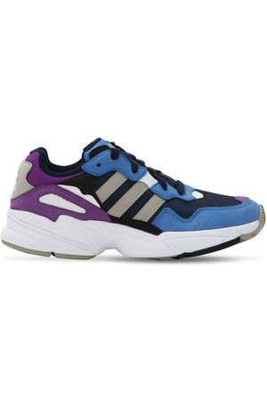 adidas Yung 96 Mesh & Suede Sneakers