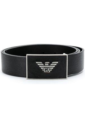 Emporio Armani Metal logo belt