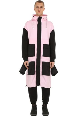 Colmar A.G.E. by Shayne Oliver Hooded Zip-up Jacket W/ 4 Sleeves