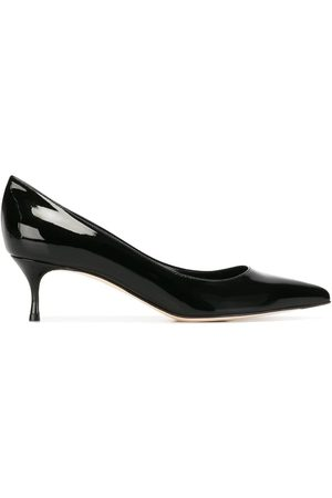 Sergio Rossi Dames Pumps - Classic shinny pumps
