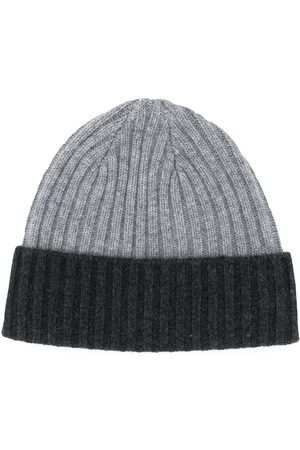 N.PEAL Ribbed knit beanie