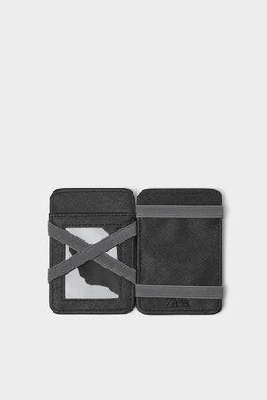 Zara Zwarte portefeuille met stretch
