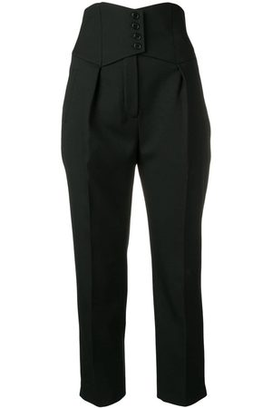 Saint Laurent Corset trousers