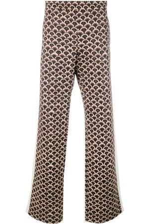 VALENTINO Scale pattern track pants
