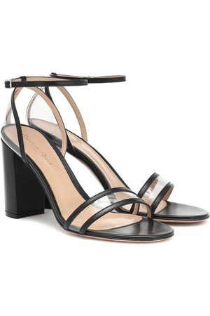 Gianvito Rossi Exclusive to Mytheresa – Sheryl 85 leather sandals