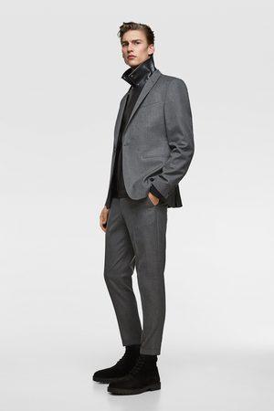 Zara Heren Blazers - Kostuumblazer met structuur