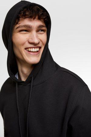 Zara Heren Korte mouw - Sweatshirt met korte mouwen