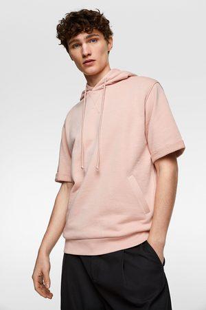 Zara Sweatshirt met korte mouwen