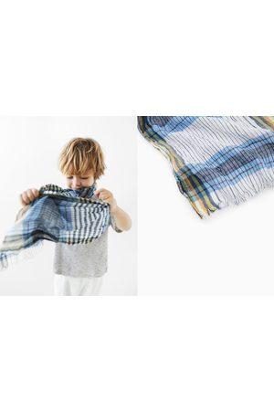 Zara Baby Sjaals - Geruit sjaaltje