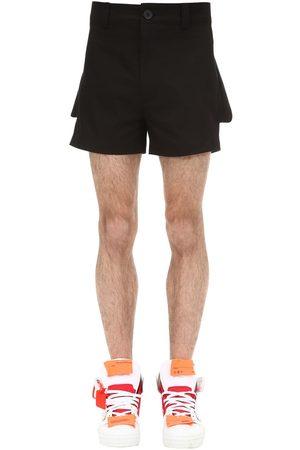 Hærværk Cotton Shorts
