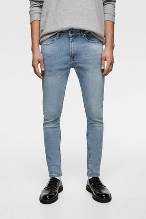Zara BASIC SKINNY DENIM BROEK
