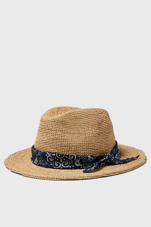 Zara Gecombineerde hoed met bandana