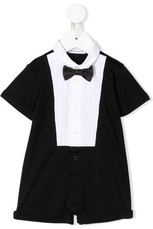 Dolce & Gabbana Rompertjes - Tuxedo shorties