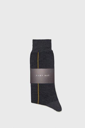 Zara Mercerized socks