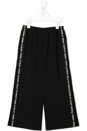 Le pandorine Side striped track pants