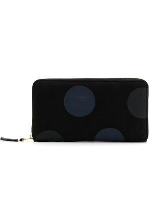 Comme des Garçons Portemonnees - Rectangular Dot wallet