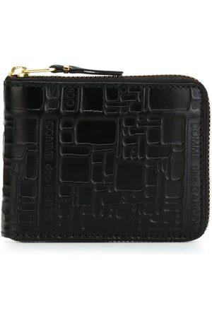 Comme des Garçons Portemonnees - Zip around wallet