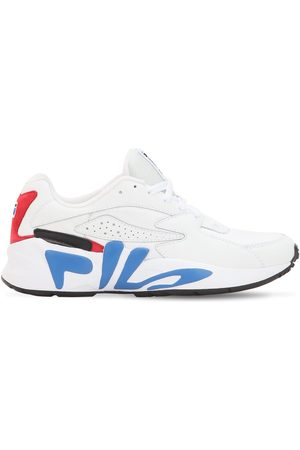 FILA URBAN Mindblower Faux Leather Sneakers