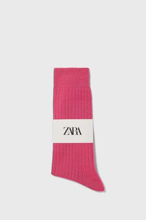 Zara Heren Sokken & kousen - Ribsokken