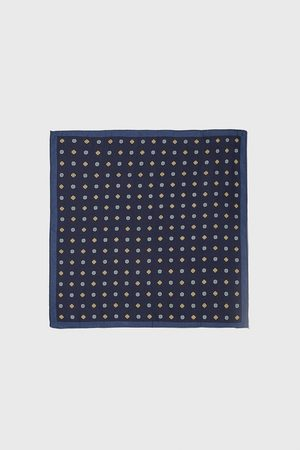 Zara Heren Pochetten - Pochet met geometrische print