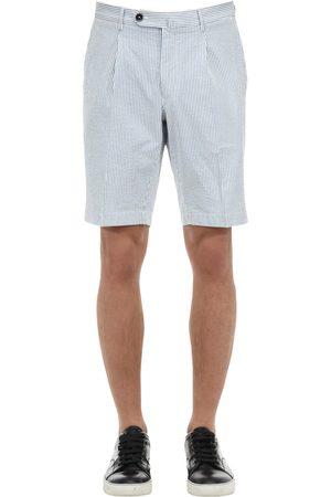 GTA Cotton Seersucker Shorts