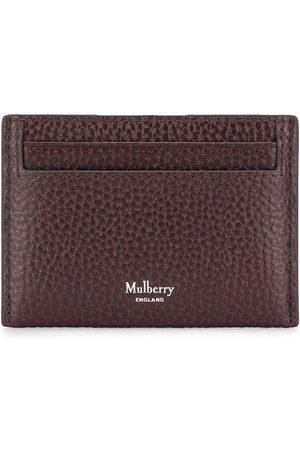 MULBERRY Heren Slips - Logo slip cardholder