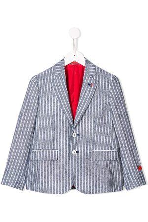 ISAIA Striped blazer