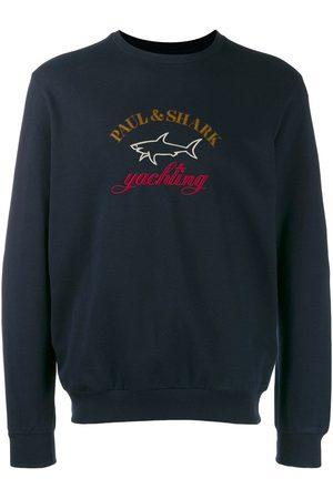 Paul & Shark Embroidered logo sweatshirt